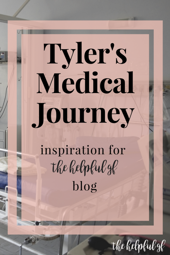 cover image for tyler's medical journey