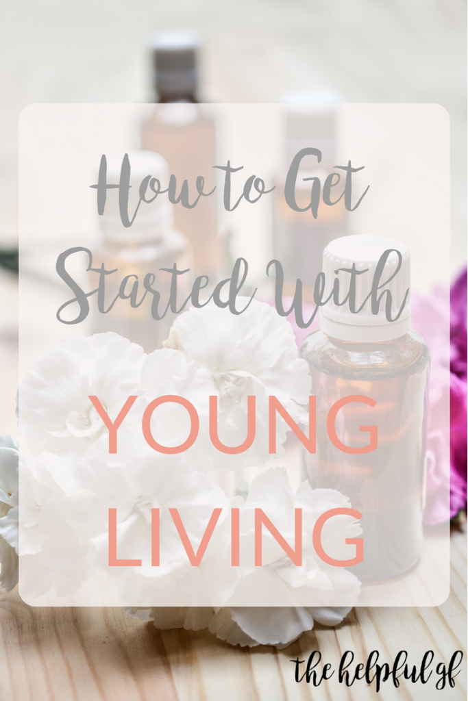 How to get started with Young Living