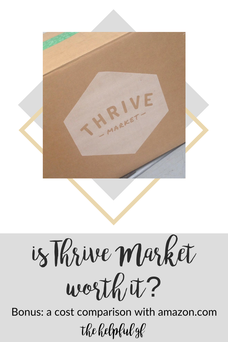 Is thrive market worth it pin image