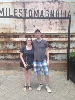 From our trip to the Silos at Magnolia! They even have glutenfree at the bakery.