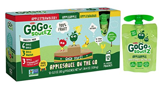 gogo squeez applesauce pouches assorted flavors image from amazon