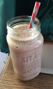 Chocolate Almond Dream Shake