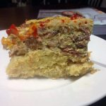 overnight breakfast casserole from Meals Made Simple