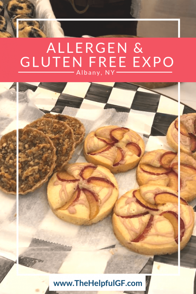 Allergen & Gluten Free Expo Albany_Pin