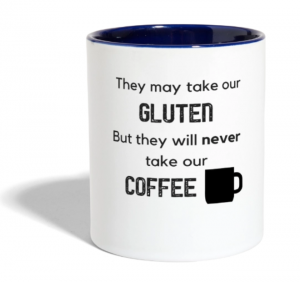 Gluten Free Gift Idea_Coffee Mug