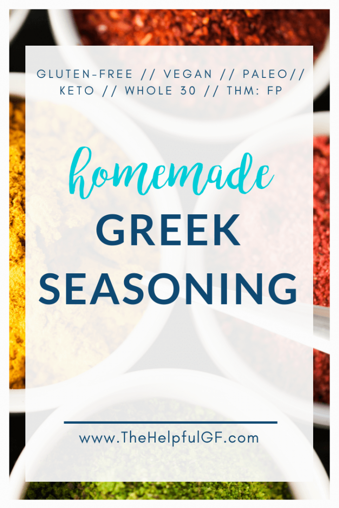 Homemade Greek Seasoning Pin 4