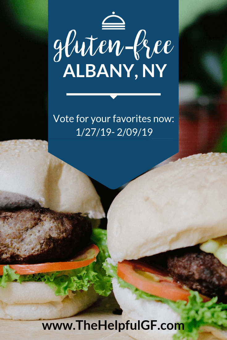 gluten free albany vote now