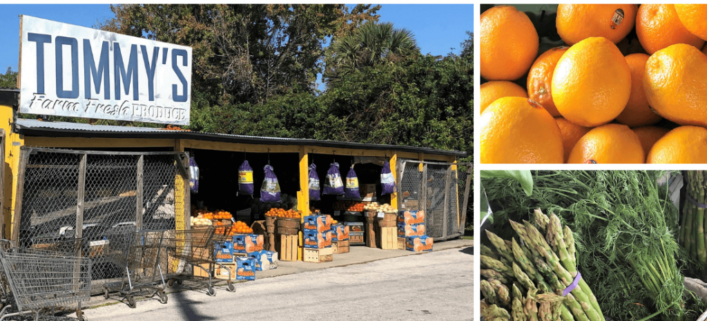 Tommy's Produce Stand