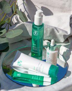 sensitive skin arbonne