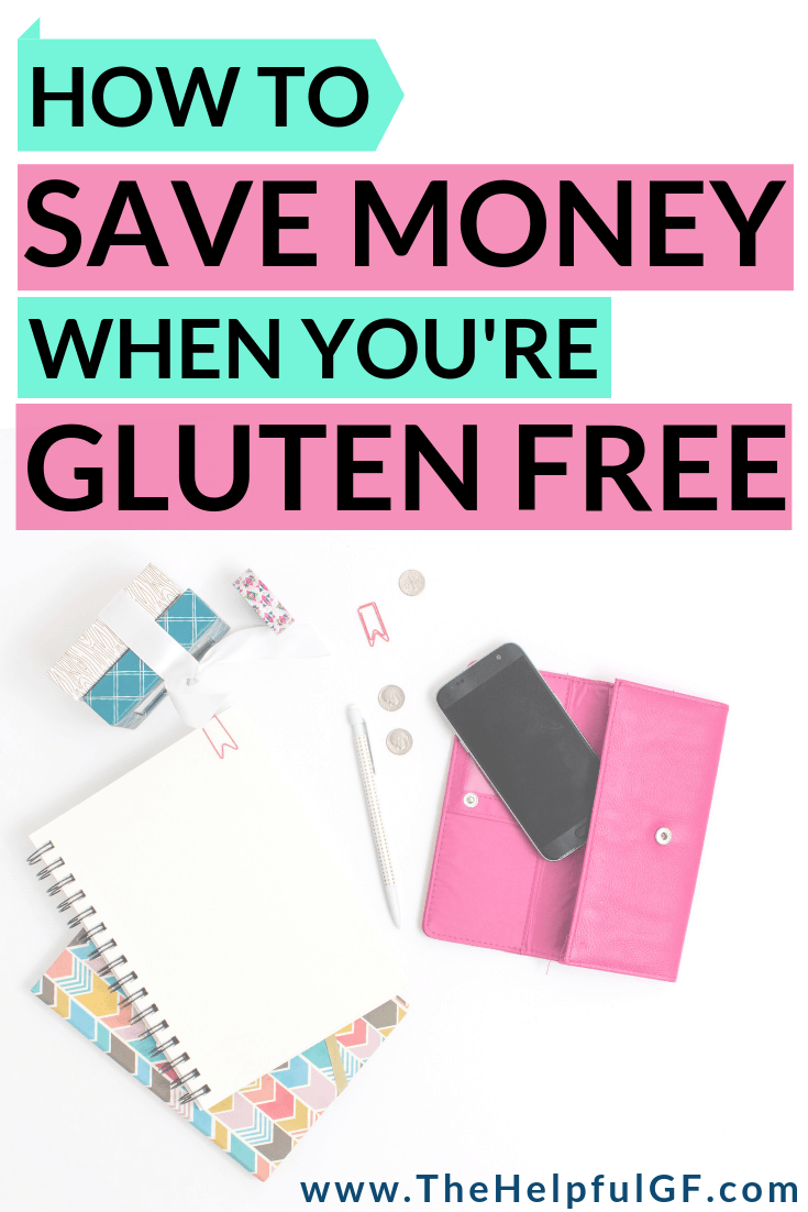 pin image how to save money when you're gluten free