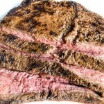 Sliced Gluten-Free Steak Marinade Without Soy Sauce