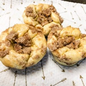 Cinnamon Muffins Three