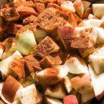 apples in crock pot