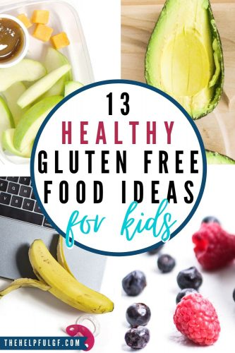 gluten free food ideas for kids