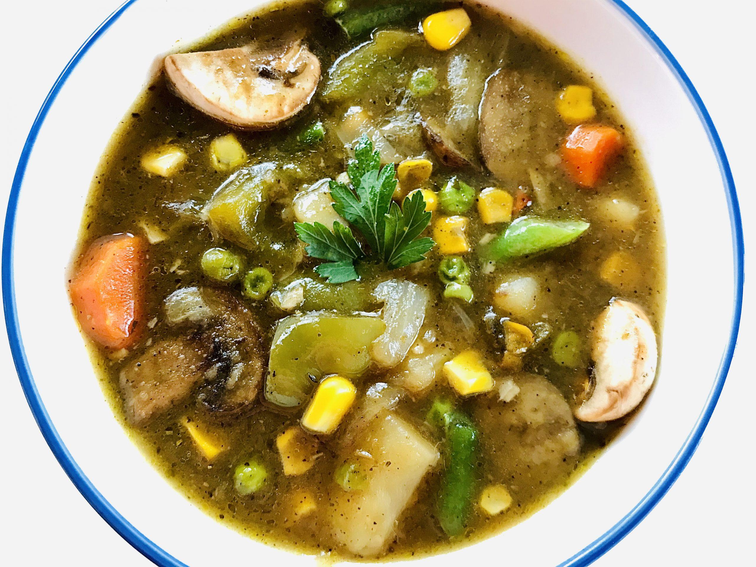 gluten free vegetable stew