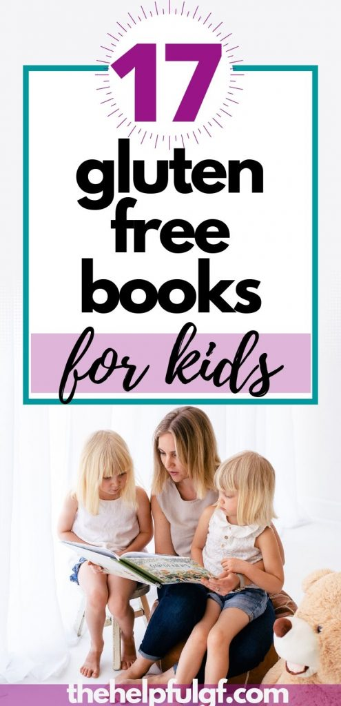 17 gluten free books for kids