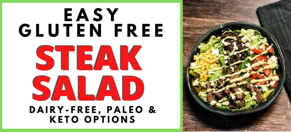 steak salad slider