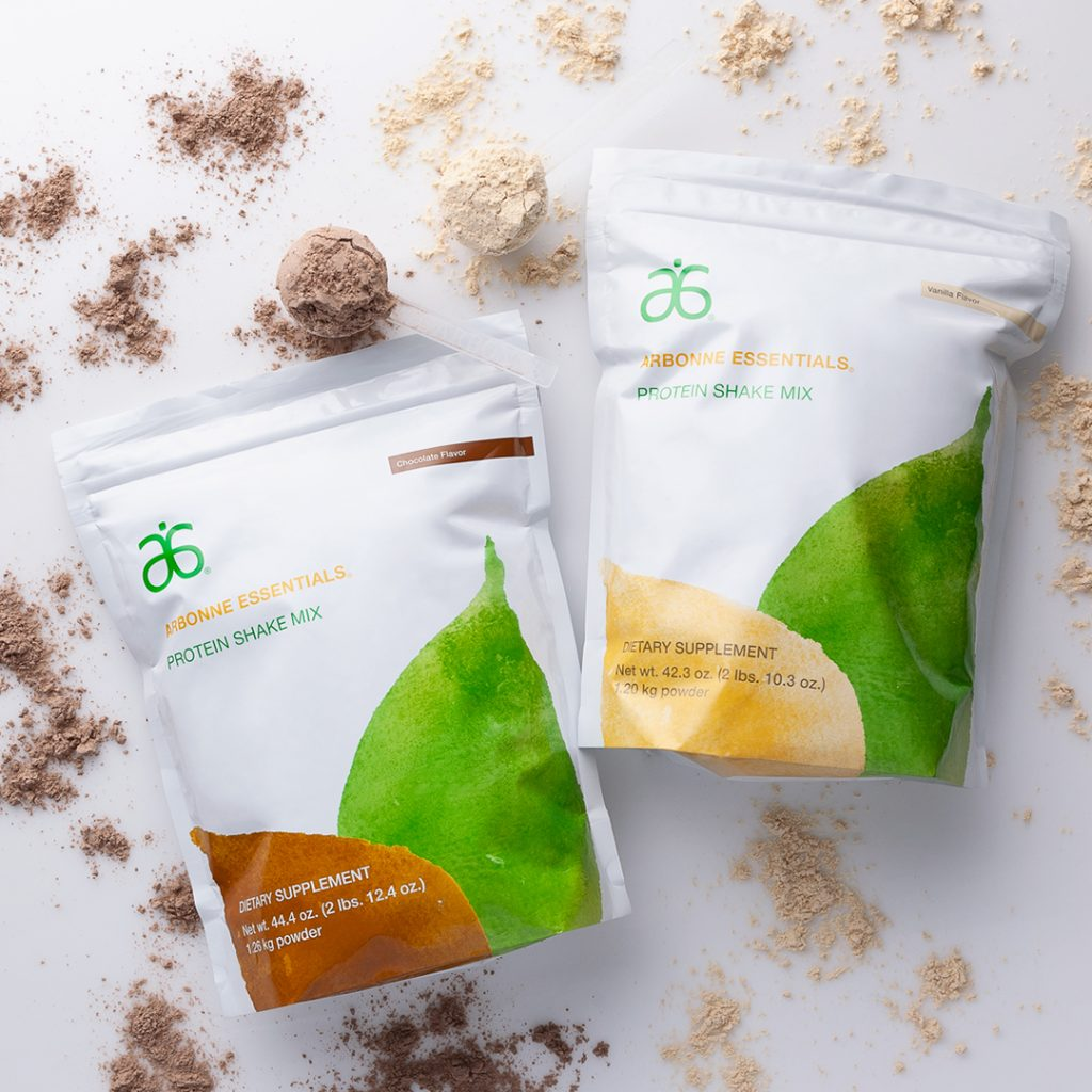 arbonne essentials protein