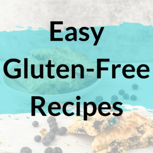 Easy Gluten Free Recipes image button