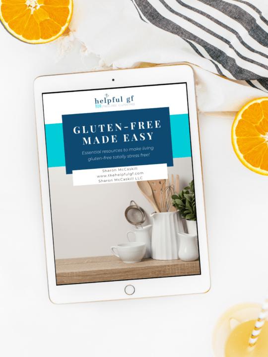 gluten free made easy pdf mock up
