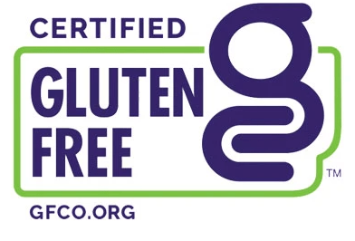new certified gluten free label from gfco